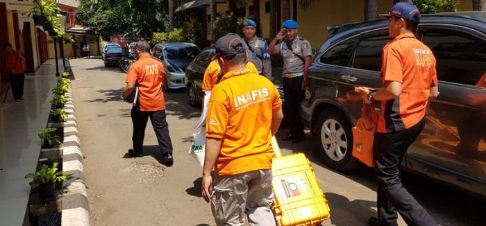 Pasca Rusuh Mako Brimob, 6 Kantong Jenazah Tiba di RS Polri