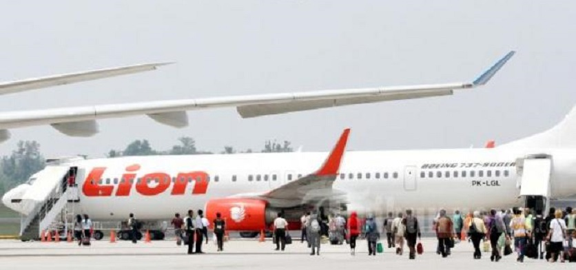 Bercanda Bawa Bom, Penumpang Lion Air Diusir dari Pesawat