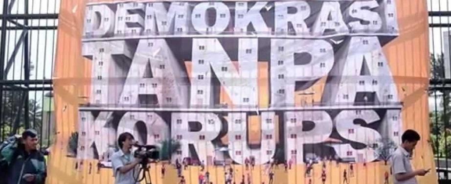 KPK Dukung 40 Caleg Koruptor Diumumkan ke Publik