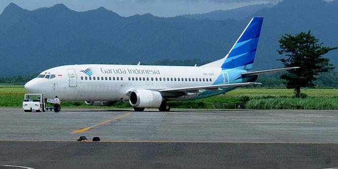 Gunung Agung Batuk, Garuda Batalkan 38 Flight ke Bali