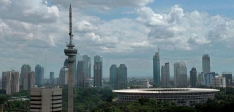 Awal Desember, Jakarta Cerah Berawan