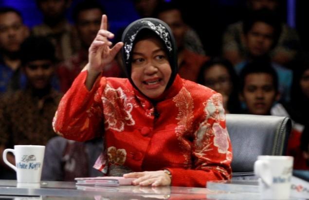 Risma Dilarang Bicara Pilkada DKI 2017
