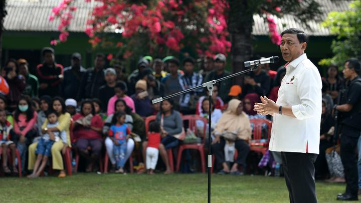 Wiranto Gugat Bambang Sujagad Susanto Bayar Uang Rp 44,9 Miliar