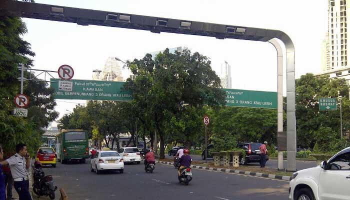 ERP Dianggap Efektif Atasi Kemacetan Ibukota
