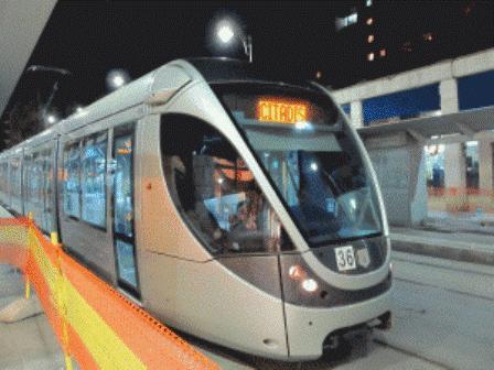 LRT Kurangi 30 Persen Kemacetan