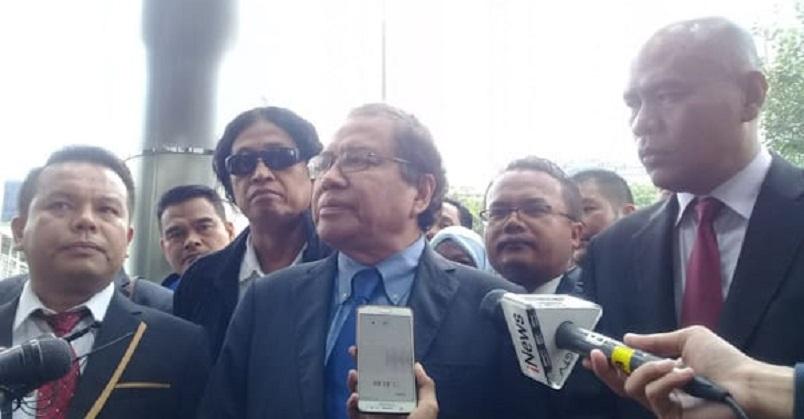 Rizal Ramli Laporkan Korupsi Impor Pangan ke KPK