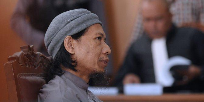 Kasus Terorisme, Oman Abdurrahman Divonis Mati