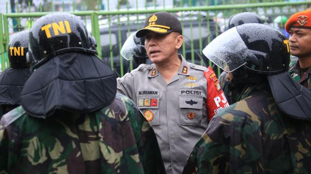 Pergeseran Jabatan Iriawan Bukan Lantaran Kasus Tak Terselesaikan
