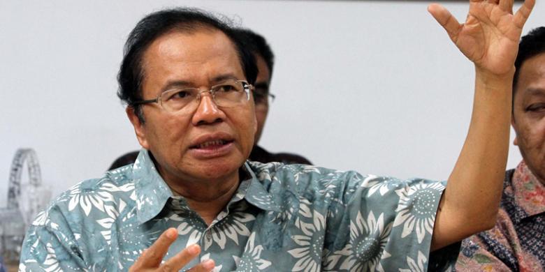 Tebar Fitnah, Rizal Ramli Disomasi