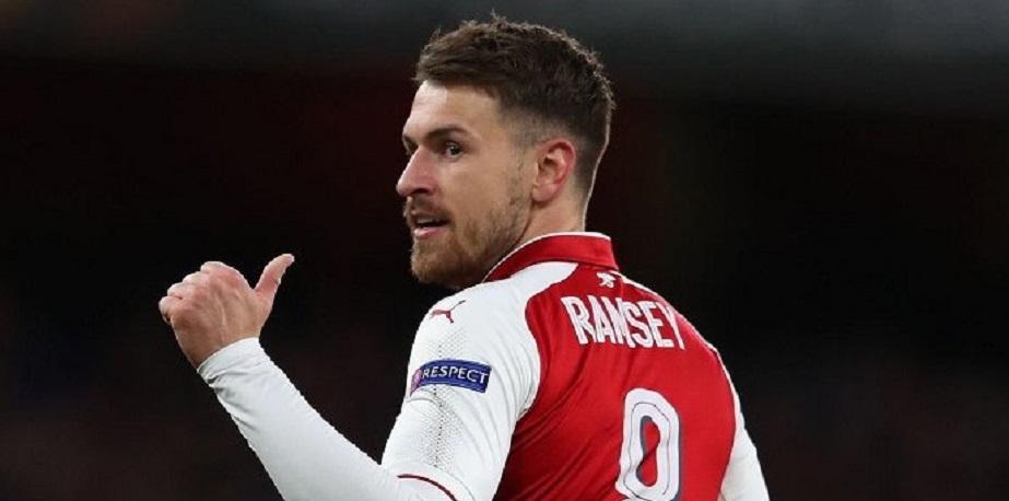 Dipuji, Juventus Rekrut Aaron Ramsey