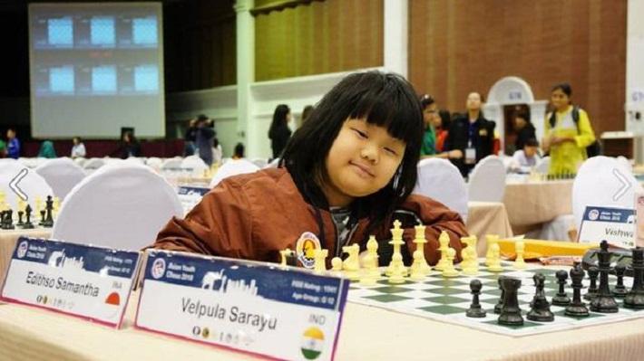 Giliran, Catur Junior Indonesia Raih Juara Dunia