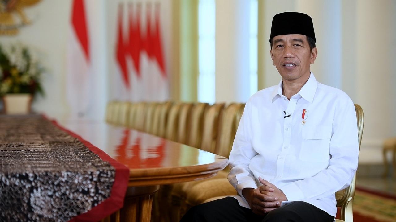 Jokowi: Usulan Presiden 3 Periode, Sengaja Menampar Muka Saya