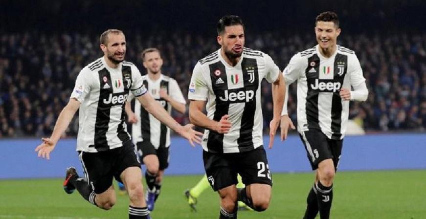 Juventus Libas Udinese 4-1