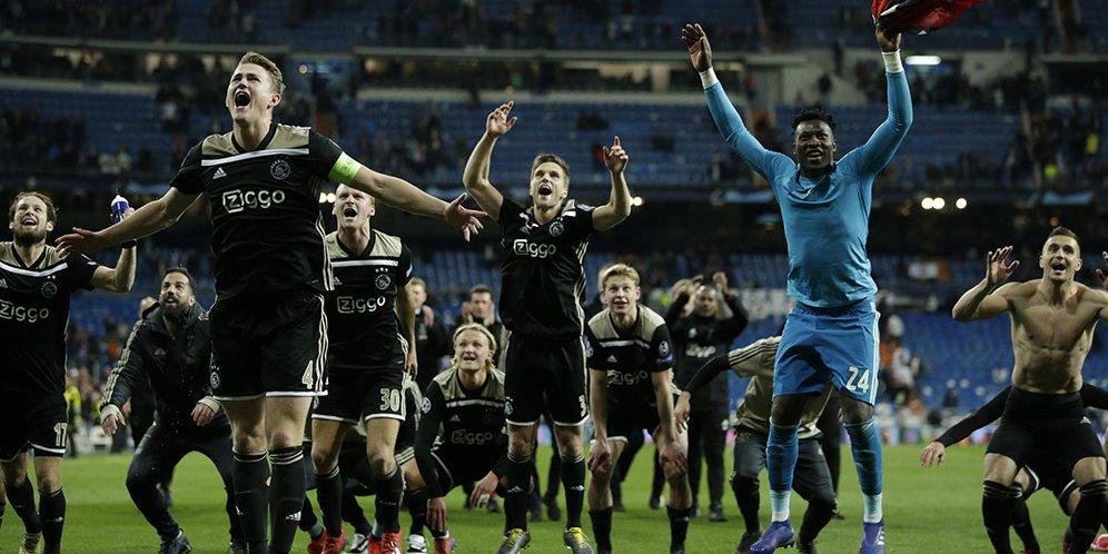 Ajak Singkirkan Juventus