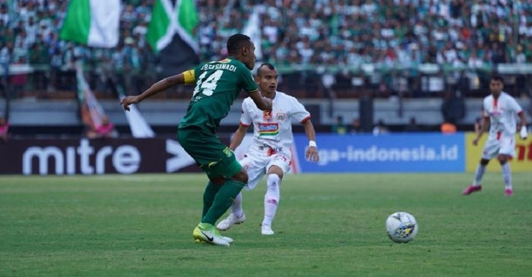 Liga 1 2019, Persebaya vs Persija Main Imbang