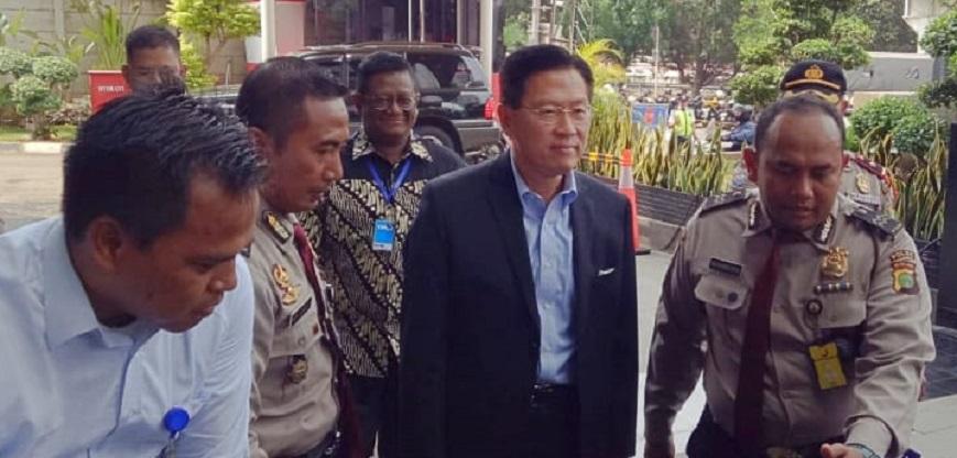 Suap Meikarta, Bos Lippo James Riady Diperiksa KPK
