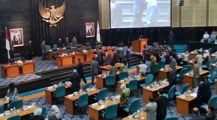 ICW: Memalukan, 50 Anggota DPRD DKI Tak Lapor Kekayaan