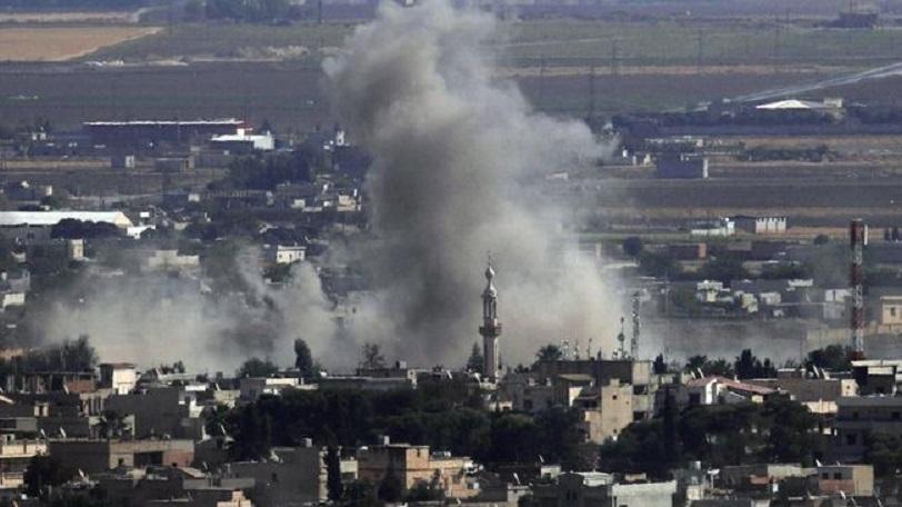 Bom Mobil Meledak di Perbatasan Suriah-Turki, 13 Tewas
