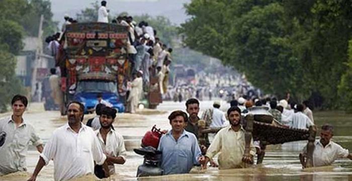 Hujan Badai & Banjir Landa India Utara, 49 Orang Tewas