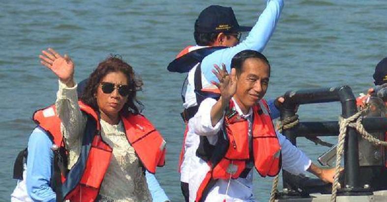 Karamkan Kapal Asing, New York Times Beritakan Menteri Susi