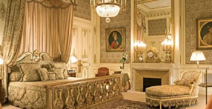 Perhiasan Putri Saudi Rp13,7 M Dicuri di Hotel Ritz Paris