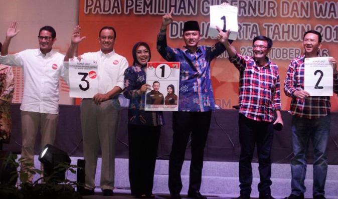 Plt Gubernur DKI Usul 15 Februari Ditetapkan Libur