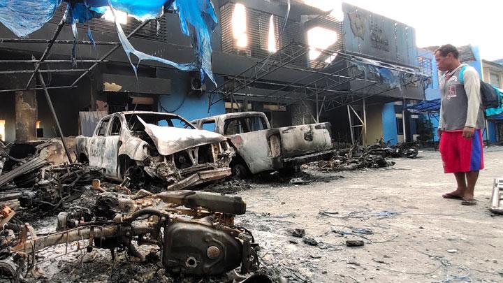 PBB Prihatin Kerusuhan di Papua