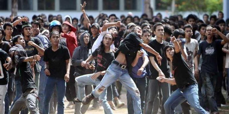Tawuran, Pelajar SMK 56 Jakarta Tewas Mengenaskan