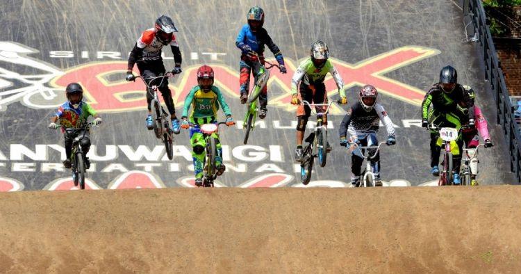 Jakarta Rencana Bangun Arena Balap Sepeda BMX