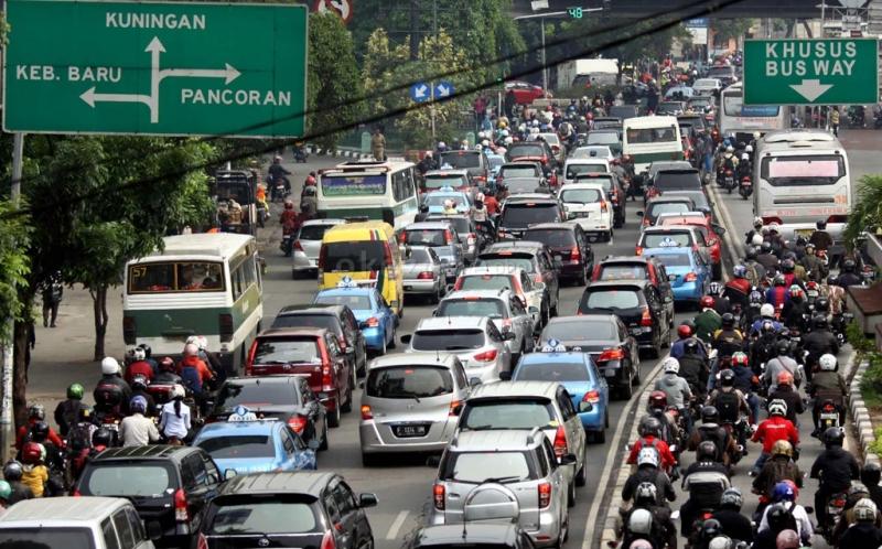 Penerapan ERP Mampu Atasi Kemacetan Jakarta