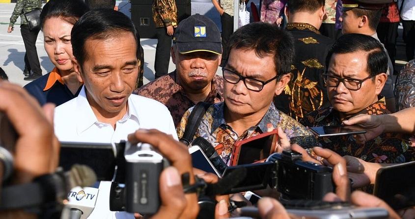 Presiden Jokowi: Saya Tak Akan Biarkan KPK Diperlemah