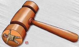 Jahatnya Hukum Sosial