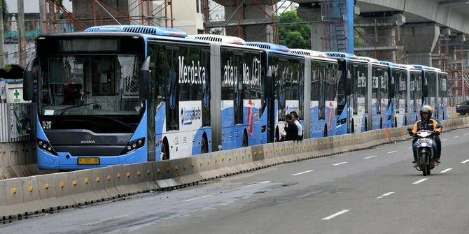 Rute Baru TransJakarta: Puri Beta-Kampung Melayu