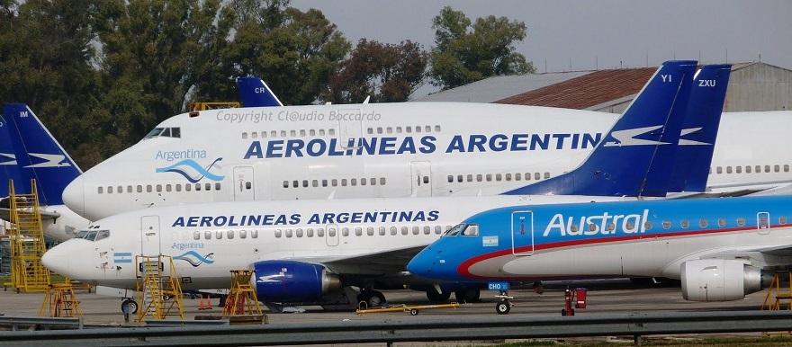 Jelang G20, 370 Pilot Maskapai Argentina Mogok Terbang