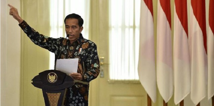 Presiden Jokowi Ogah Umbar Janji Palsu