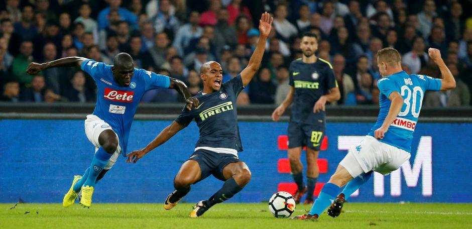 Injury Time, Napoli Kalah dari Inter