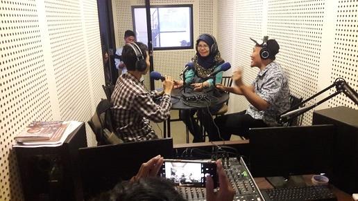 Modal Rp 500 ribu Radio Streaming Milik Sendiri