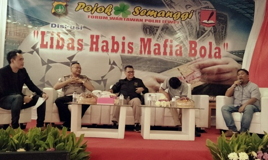 Publik Berharap Satgas Mafia Bola Sasar Bandar Judi