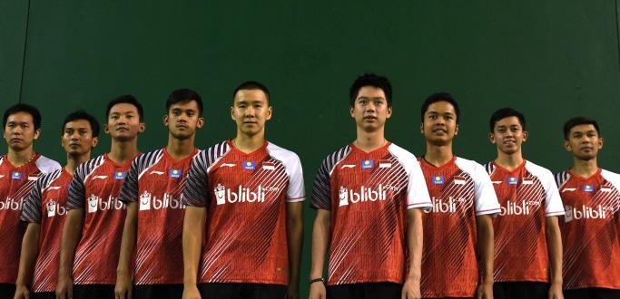 Thomas Cup 2018, Indonesia Menembus Semifinal