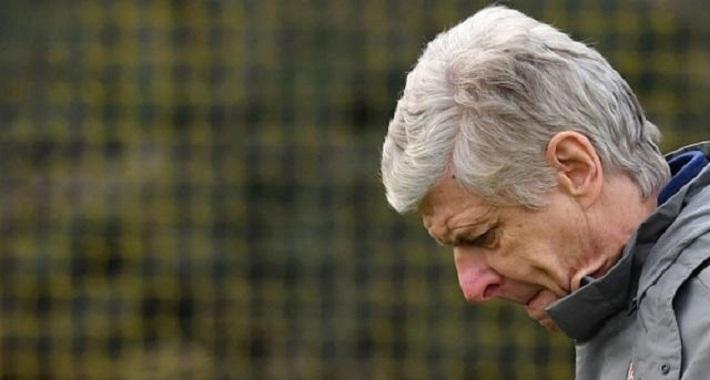 Hina Wasit, Wenger Dihukum Berat