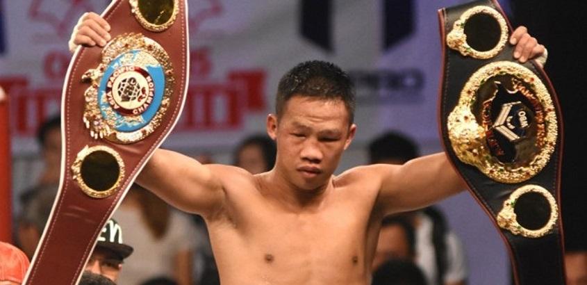 Rebut WBA Eliminator, Daud Yordan Lawan Anthony