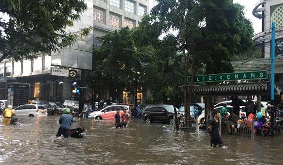 Ahok: Banjir Kemang Akibat Pembangunan Kemang Village