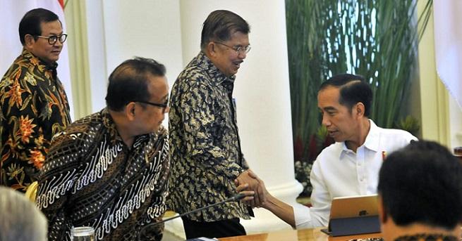 Jokowi: Hentikan Impor Barang Tak Strategis