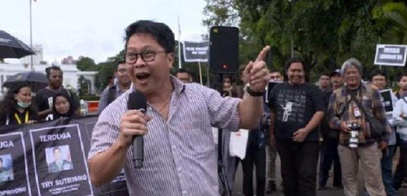 Kritik TNI, Dosen UNJ Jadi Tersangka