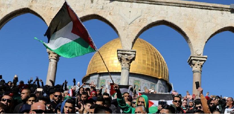 Palestina Apresiasi Indonesia Berani Tolak Keputusan Trump