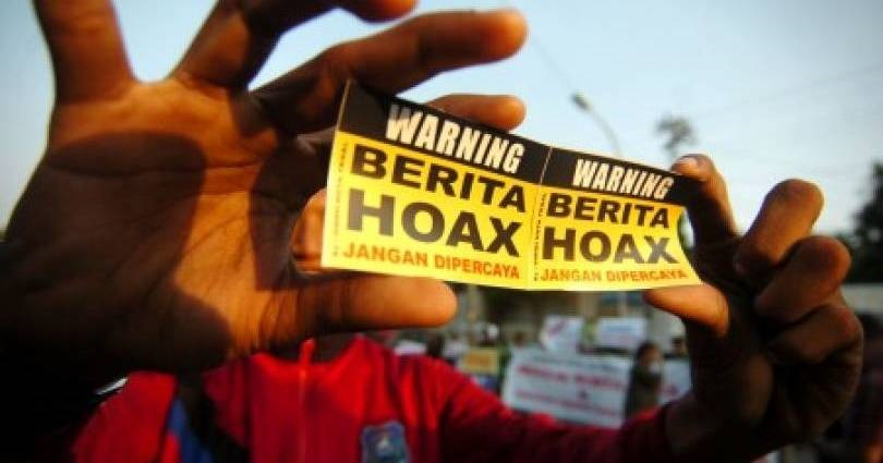 40 Juta Pengguna Internet di Indonesia Terpapar Hoaks