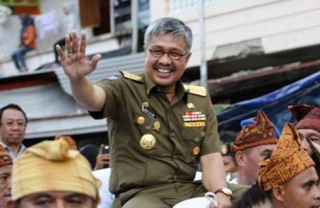 Korupsi Izin Tambang, KPK Geledah Kantor Gubernur Sultra