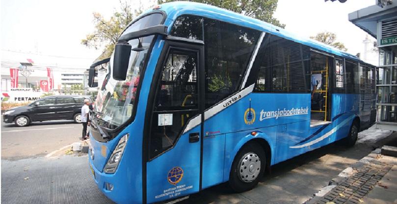 Pemilu, Transjakarta Siagakan 1.300 Armada Bus