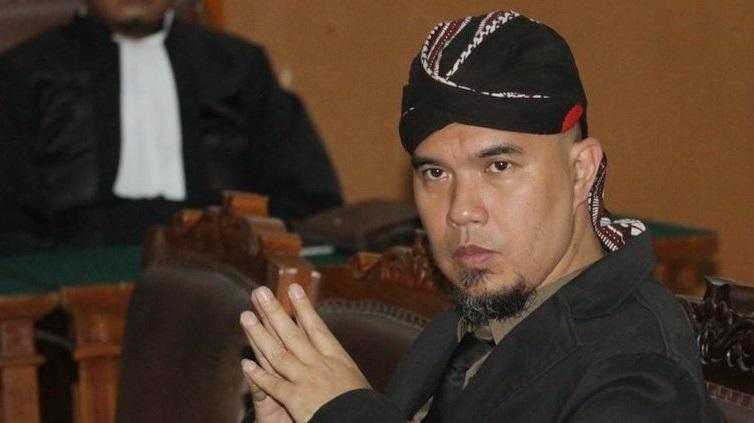 Ahmad Dhani Mengeluh Sering Dikentuti di Rutan Medang