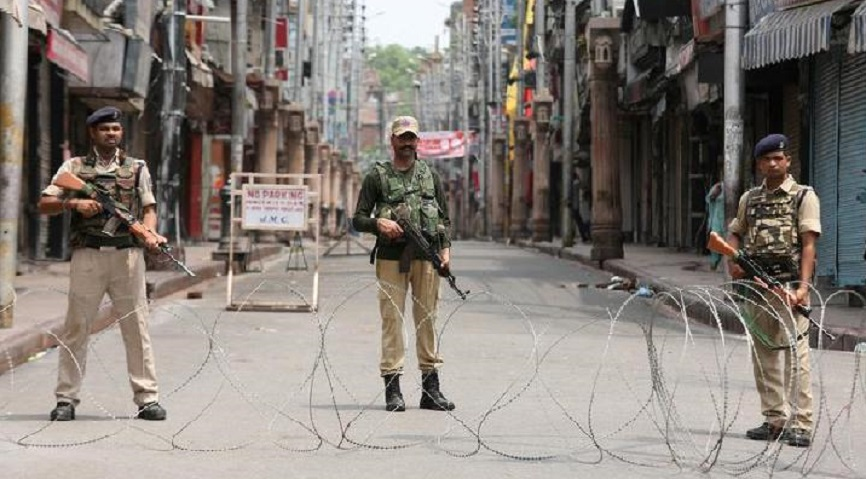 300 Pejabat dan Tokoh Politik Kashmir Ditahan